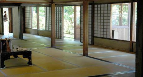 京都で坐禅