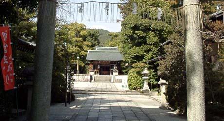 敷地神社 (わら天神宮)
