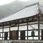 萬福寺 坐禅