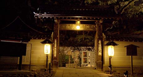 京都の門跡寺院